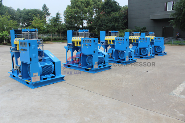 oil free high pressure oxygen compressor (3)